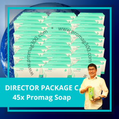 Director Package C 45x Promag Soap
