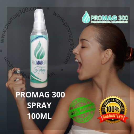 Promag 300 Spray 100ml on Mouth