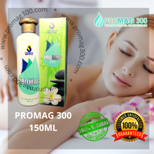 Promag 300 150ml Massage