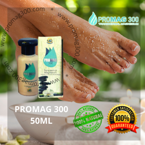 Promag 300 50ml Foot Soaking
