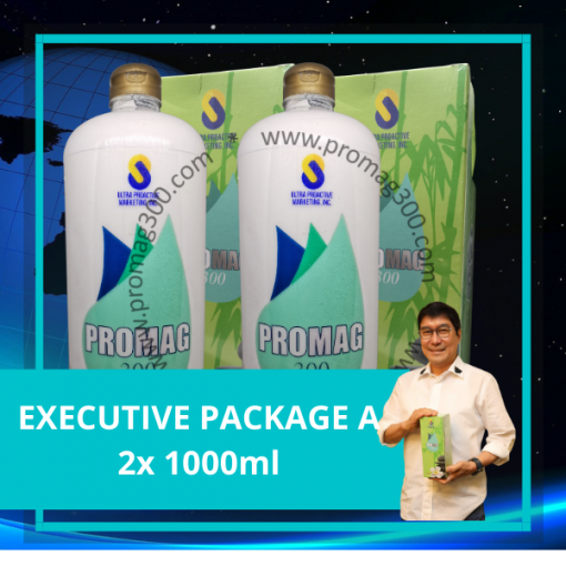 Executive Package A 2x 1000ml