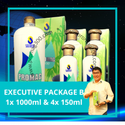 Executive Package B 1x 1000ml & 4x 150ml