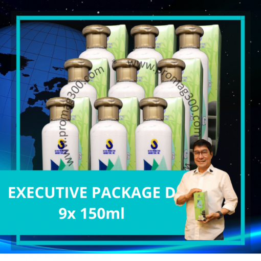 Executive Package D 9x 150ml