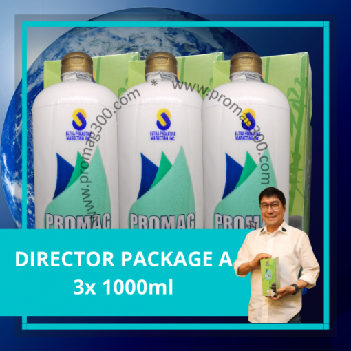Director Package A 3x 1000ml