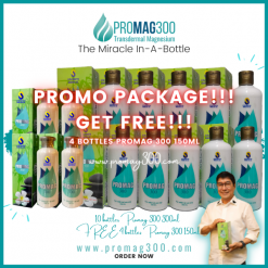 Promag 300 Director Promo Package 300ml 01